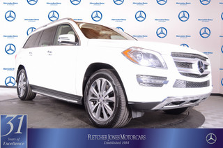 Pre-Owned 2013 Mercedes-Benz GL-Class GL450 4MATIC All Wheel Drive SUV