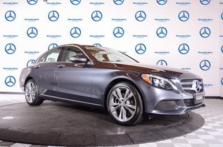 Certified Pre-Owned 2015 Mercedes-Benz C-Class 4dr Sdn C300 4MATIC All Wheel Drive Sedan