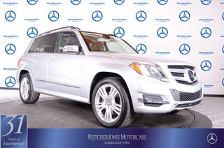 Certified Pre-Owned 2014 Mercedes-Benz GLK 4MATIC 4dr GLK350 All Wheel Drive SUV