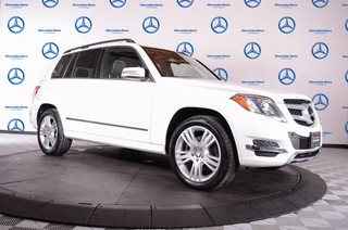Certified Pre-Owned 2014 Mercedes-Benz GLK GLK350 4MATIC All Wheel Drive SUV
