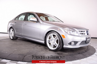 Pre-Owned 2009 Mercedes-Benz C-Class 4dr Sdn 3.5L Sport RWD Rear Wheel Drive Sedan