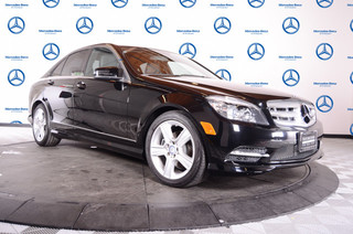 Pre-Owned 2011 Mercedes-Benz C-Class 4dr Sdn C300 Sport RWD Rear Wheel Drive Sedan