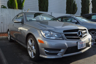 Certified Pre-Owned 2015 Mercedes-Benz C-Class 2dr Cpe C250 RWD Rear Wheel Drive Coupe