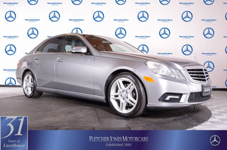 Pre-Owned 2011 Mercedes-Benz E-Class E350 Sport Rear Wheel Drive Sedan 4 Dr.