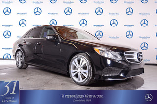 Pre-Owned 2014 Mercedes-Benz E-Class E350 Sport Rear Wheel Drive Sedan 4 Dr.