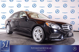 Certified Pre-Owned 2014 Mercedes-Benz E-Class 4dr Sdn E350 Sport RWD Rear Wheel Drive Sedan 4 Dr.