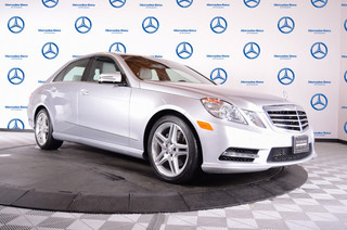 Certified Pre-Owned 2013 Mercedes-Benz E-Class 4dr Sdn E350 Sport RWD *Ltd Avail* Rear Wheel Drive Sedan 4 Dr.
