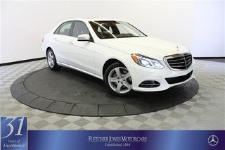 Certified Pre-Owned 2014 Mercedes-Benz E-Class E350 Luxury Rear Wheel Drive Sedan