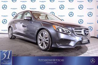 Certified Pre-Owned 2014 Mercedes-Benz E-Class E350 Sport Rear Wheel Drive Sedan 4 Dr.