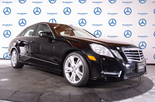 Pre-Owned 2013 Mercedes-Benz E-Class 4dr Sdn E350 Sport RWD *Ltd Avail* Rear Wheel Drive Sedan 4 Dr.