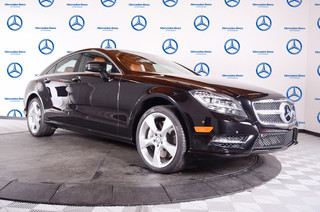 Certified Pre-Owned 2013 Mercedes-Benz CLS CLS550 Rear Wheel Drive Sedan 4 Dr.
