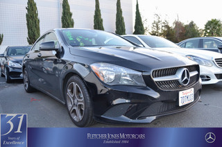 Certified Pre-Owned 2014 Mercedes-Benz CLA 4dr Sdn CLA250 FWD Front Wheel Drive Sedan