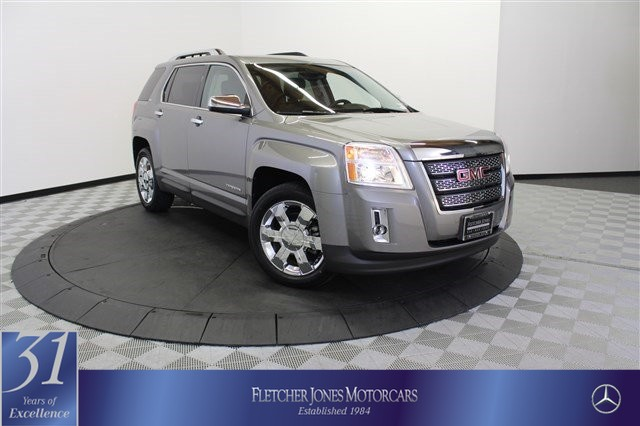 Pre-Owned 2012 GMC Terrain AWD 4dr SLT-2 All Wheel Drive SUV