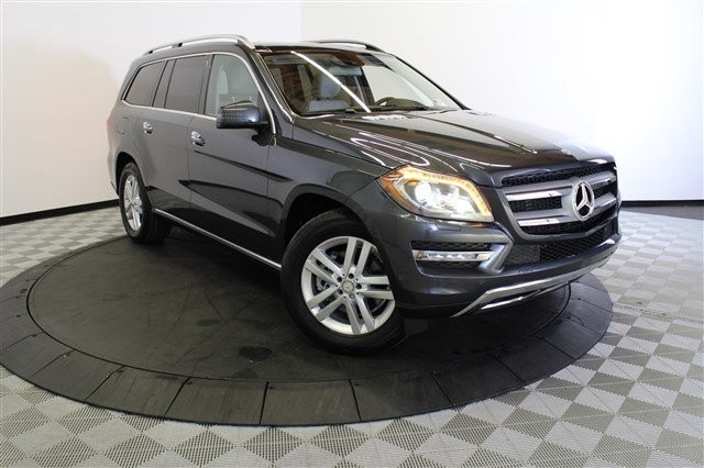 Certified Pre-Owned 2015 Mercedes-Benz GL-Class GL350 BlueTEC All Wheel Drive SUV