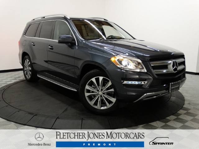 Certified Pre-Owned 2014 Mercedes-Benz GL-Class GL450 All Wheel Drive SUV
