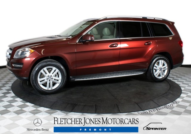 Certified Pre-Owned 2014 Mercedes-Benz GL-Class GL450 All Wheel Drive Wagon 4 Dr.