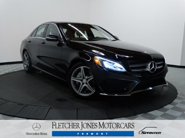 Used Mercedes-Benz C-Class 4dr Sdn C400 4MATIC