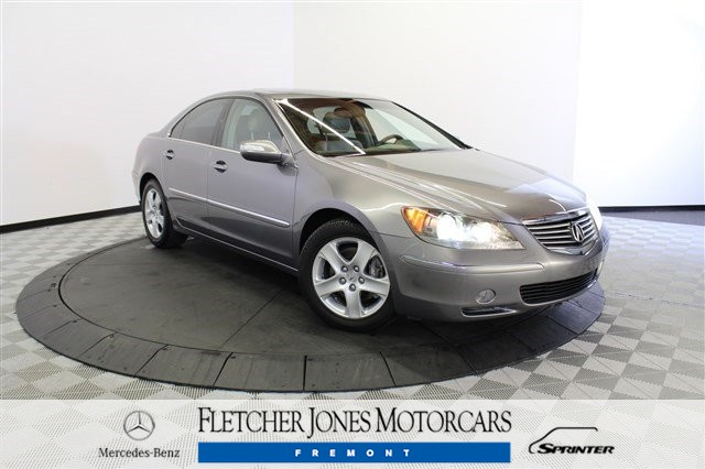 Pre-Owned 2005 Acura RL 4dr Sdn AT All Wheel Drive Sedan