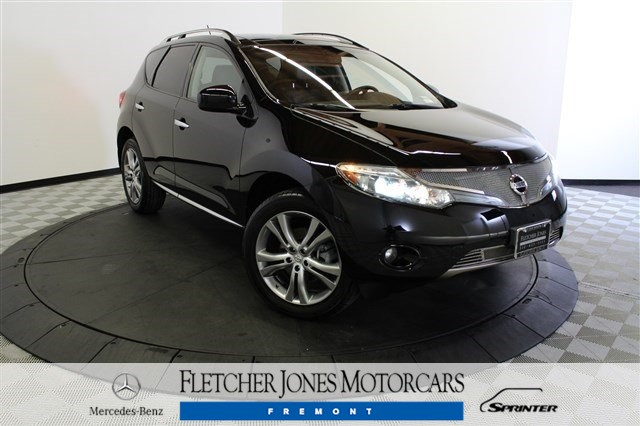Pre-Owned 2010 Nissan Murano AWD 4dr LE All Wheel Drive SUV