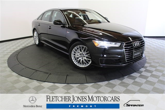 Pre-Owned 2016 Audi A6 4dr Sdn quattro 3.0T Prestige All Wheel Drive Sedan