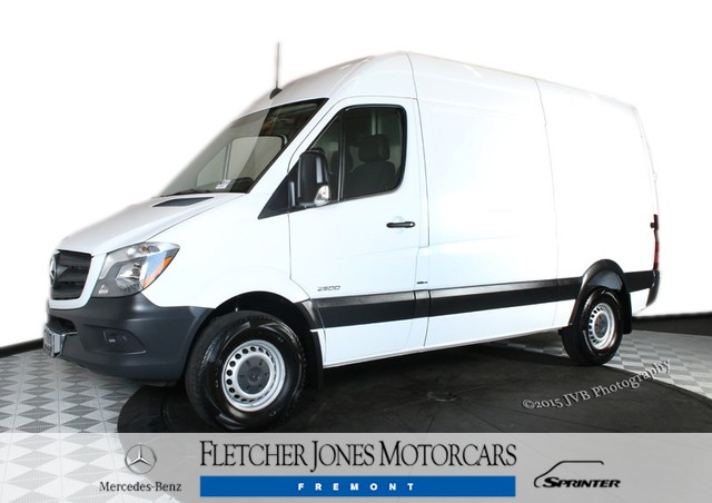 Certified Used Mercedes-Benz Sprinter Cargo Vans 2500 144