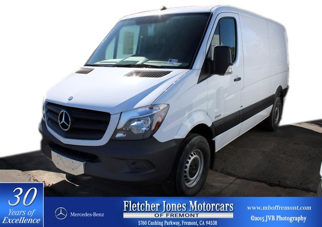 New Mercedes-Benz Sprinter Cargo Van RWD 2500 144