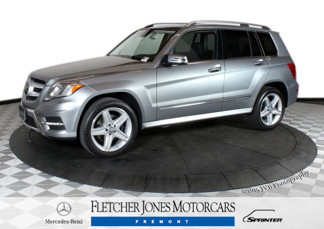 Certified Pre-Owned 2013 Mercedes-Benz GLK-Class GLK250 BlueTEC All Wheel Drive Wagon 4 Dr.