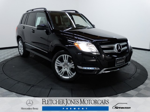 Certified Pre-Owned 2014 Mercedes-Benz GLK-Class RWD 4dr GLK350 Rear Wheel Drive SUV