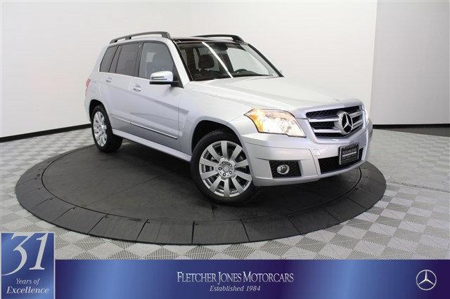 Certified Pre-Owned 2011 Mercedes-Benz GLK-Class GLK350 All Wheel Drive SUV