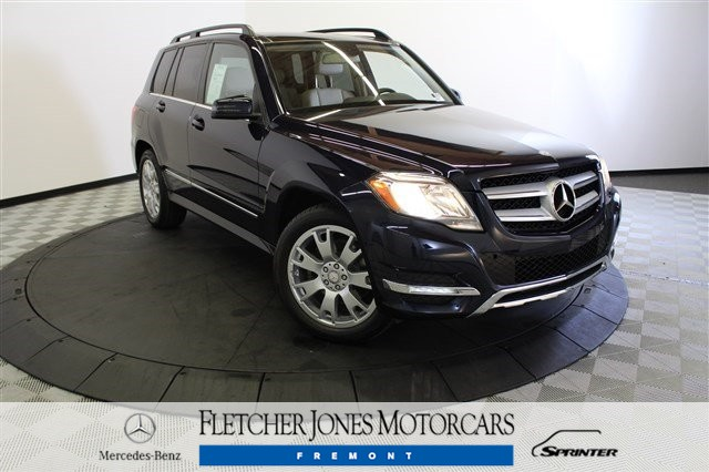 Certified Pre-Owned 2013 Mercedes-Benz GLK-Class GLK350 All Wheel Drive SUV