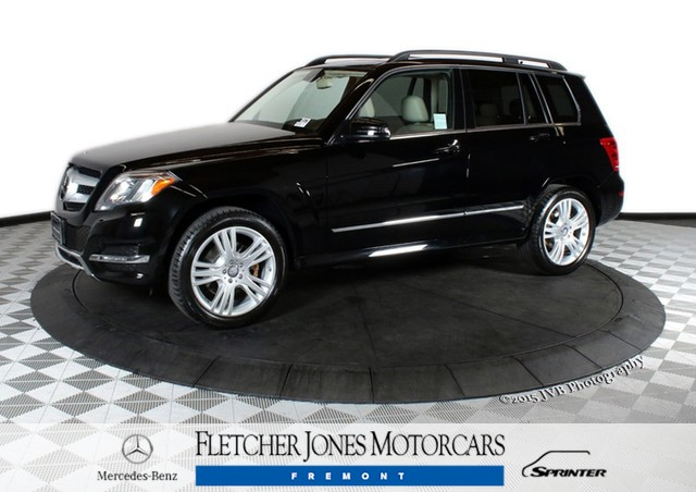 Certified Used Mercedes-Benz GLK-Class 4MATIC 4dr GLK350