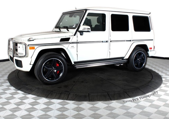 New 2015 mercedes benz g class g550 wagon 4 dr in fremont for New mercedes benz g wagon
