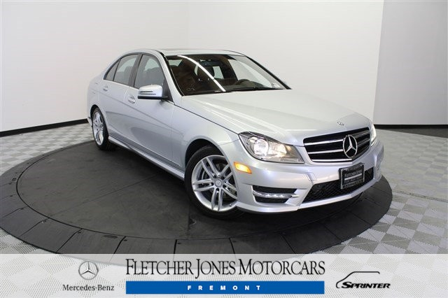 Certified Used Mercedes-Benz C-Class 4dr Sdn C250 Sport RWD