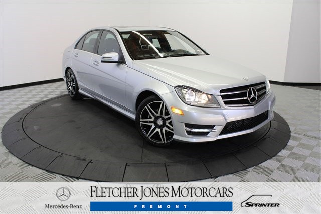 Certified Pre-Owned 2014 Mercedes-Benz C-Class 4dr Sdn C250 Sport RWD Rear Wheel Drive Sedan