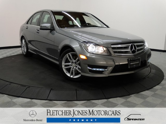 Certified Pre-Owned 2013 Mercedes-Benz C-Class 4dr Sdn C300 Sport 4MATIC All Wheel Drive Sedan