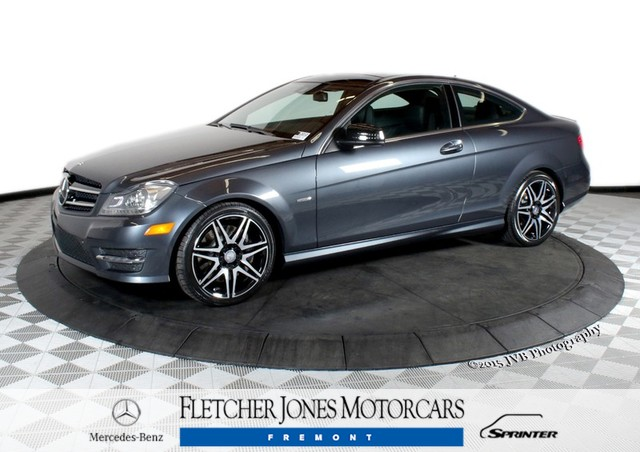 Certified Used Mercedes-Benz C-Class 2dr Cpe C250 RWD