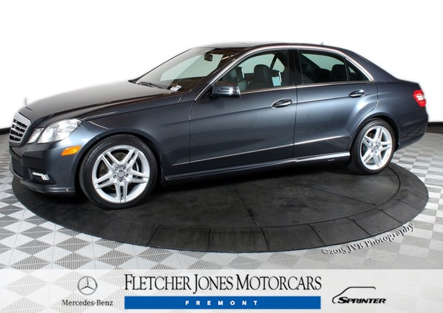 Certified Pre-Owned 2011 Mercedes-Benz E-Class E350 Rear Wheel Drive Sedan