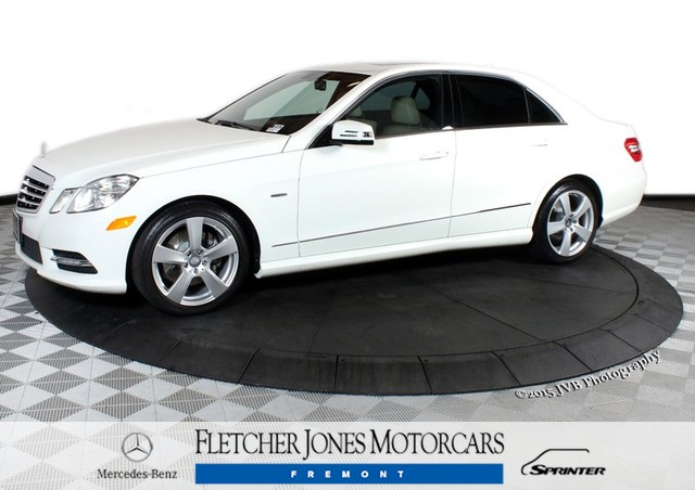 Certified Pre-Owned 2012 Mercedes-Benz E-Class E350 Rear Wheel Drive Sedan 4 Dr.
