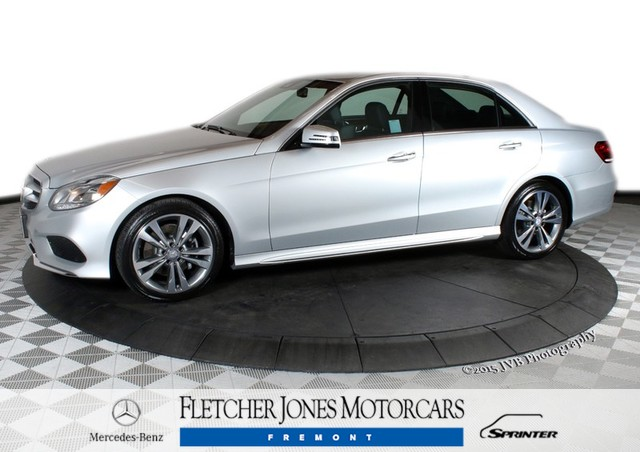 Certified Pre-Owned 2014 Mercedes-Benz E-Class E350 All Wheel Drive Sedan