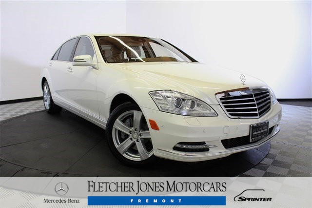 Certified Pre-Owned 2013 Mercedes-Benz S-Class 4dr Sdn S550 RWD Rear Wheel Drive Sedan