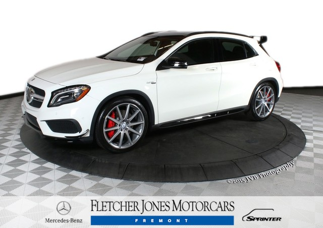 Certified Used Mercedes-Benz GLA-Class GLA45 AMG