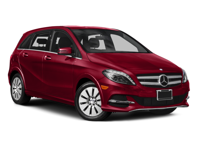 New Mercedes-Benz B-Class 4dr HB Electric Drive