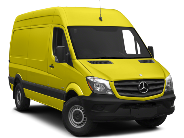 New Mercedes-Benz Sprinter Cargo Vans RWD 2500 144